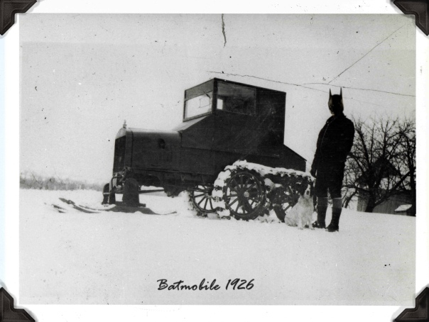 Batmobile 1926