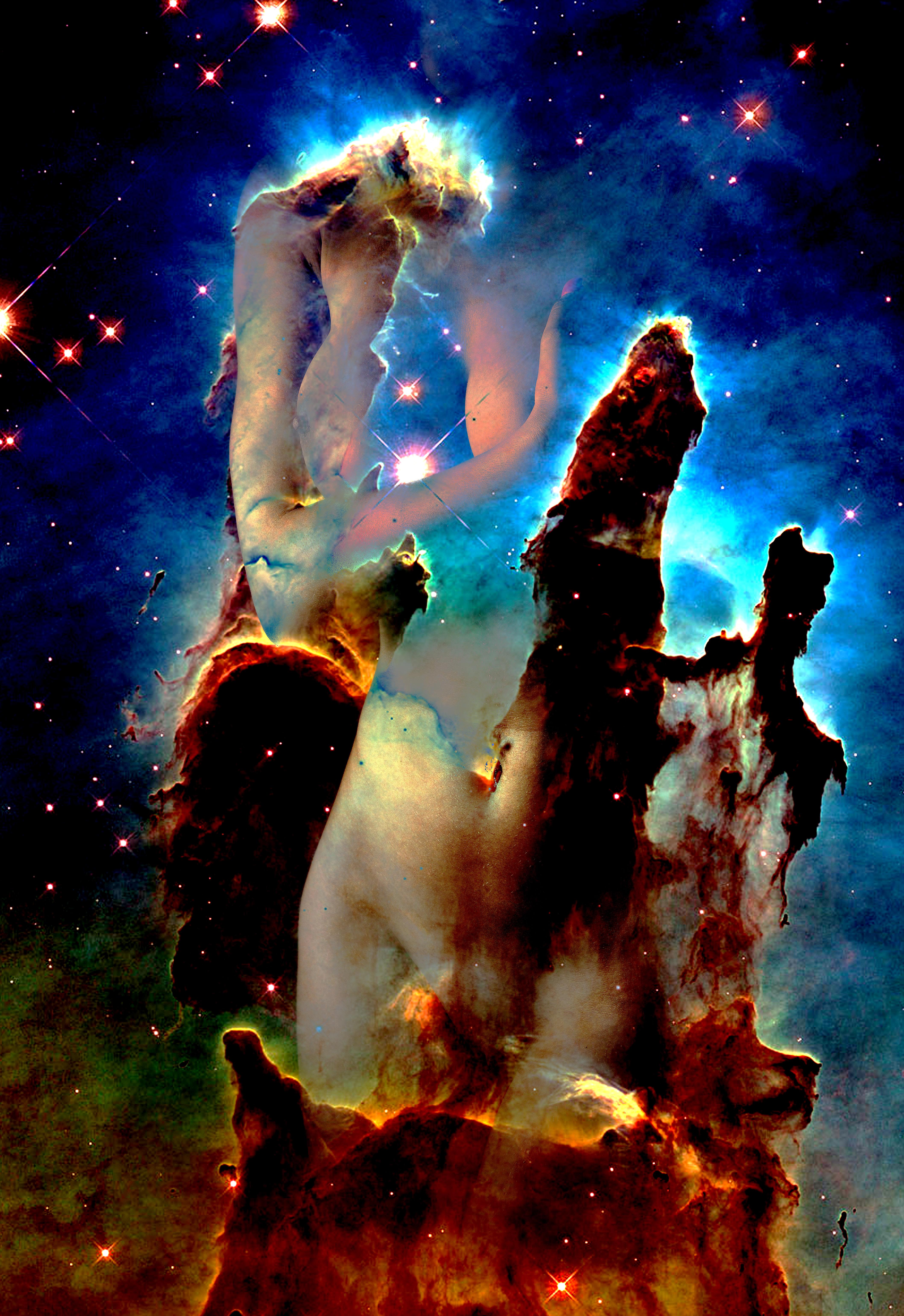 Pillars of Creation | Pat R. Steiner
